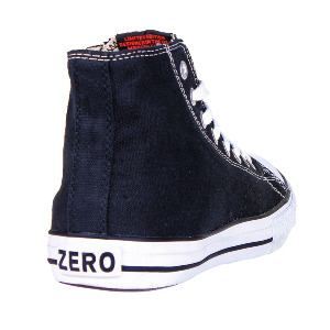 Zero Hightop LTD - BLACK/WHITE