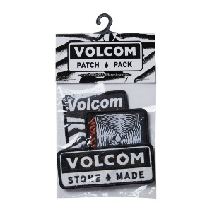 VOLCOM PATCH PACK - AST