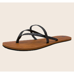 ALL NIGHT LONG SANDALS - BLACK
