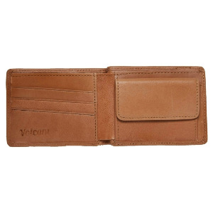 STRANGLER LEATHER WALLET - NAT