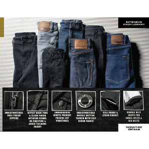KINKADE DENIM - VBL