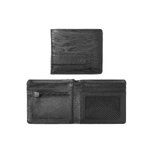 Showdown Bi-Fold Zip Wallet - Dark Tiger Camo