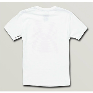 CHECK WRECK BSC SS TEE kid's - WHITE