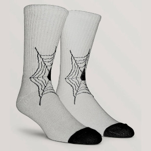 LOPEZ SOCK - WHITE