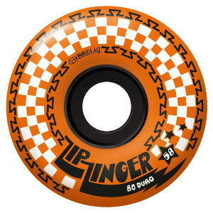 ZIP ZINGER - ORANGE 58mm 80A