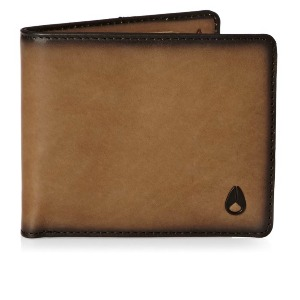 Satellite Big Bill Bi-Fold ID Coin Wallet - TAN