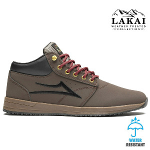 Griffin Mid WNTR Boot - CHOCOLATE NUBUCK