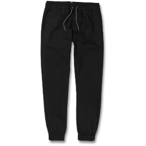 FRICKN MODERN TAPERED JOGGER PANT - BLACK
