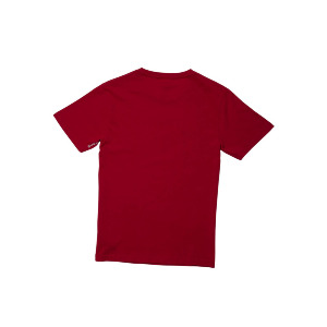 CRISP STONE BSC SS KID'S - ENGINE RED