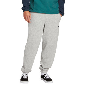 SPRAYDOT FLEECE PANT - HEATHER GREY