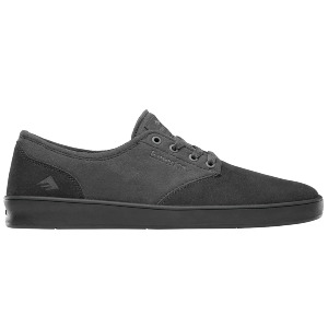 THE ROMERO LACED - CHARCOAL