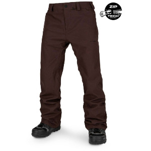 FREAKIN SNOW CHINO - BLACK RED