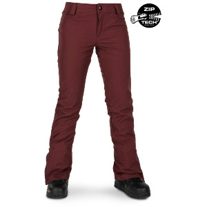 BATTLE STRETCH PANT - SCARLET