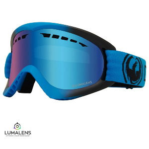 DX - BLUEBERRY/Lumalens BLUE IONIZED Lens