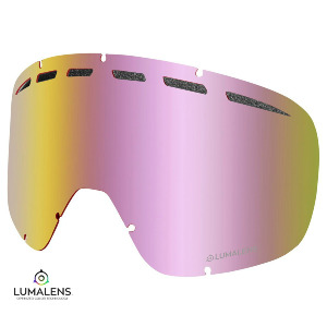 D1 OTG Replacement Lens - LUMALENS PINK IONIZED