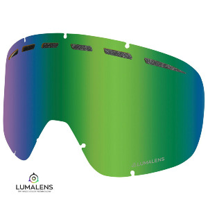 D1 OTG Replacement Lens - LUMALENS GREEN IONIZED