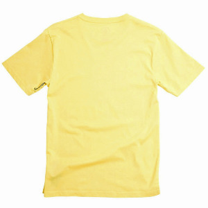 SUPER CLEAN BSC SS KID'S - YELLOW