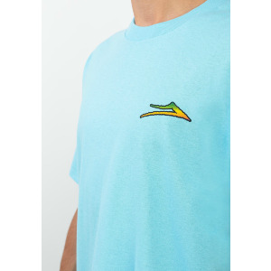 FADE TEE - PACIFIC BLUE