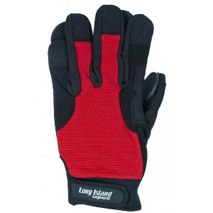 Curly Glove - Red