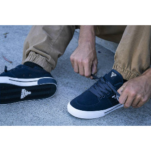 Patriot Vulc - Blue/White
