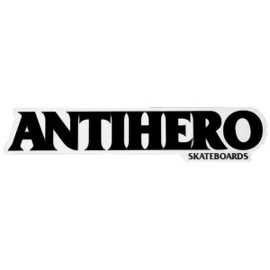 ANTIHERO LONG BLACKHERO STICKER