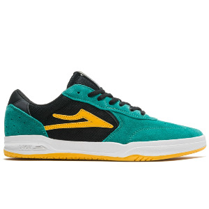 ATLANTIC - JADE/BLACK SUEDE