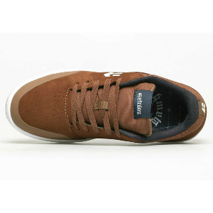 MARANA - BROWN/NAVY