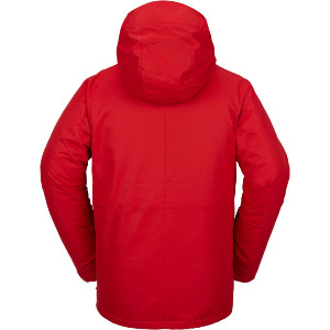 17FORTY INS JACKET - RED