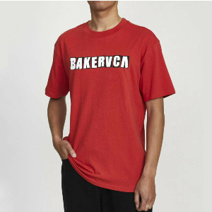 RANSOM SS TEE - RED