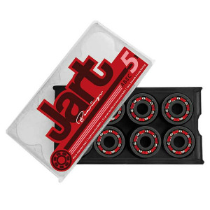 ZZ Jart Bearings Pack - Red