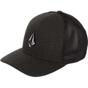 FULL STONE CHEESE 110 CAP - CHARCOAL HEATHER
