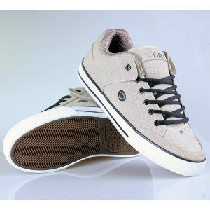 205 VULC SE - Beige/Black/White